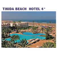 Hotel Tikida Beach